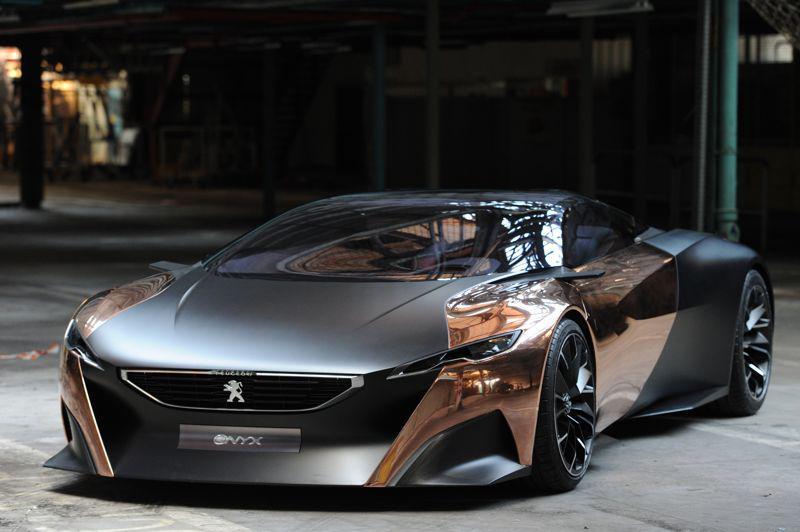 Peugeot Onyx Radikālajā un... Autors: PankyBoy Vienīgie autiņi