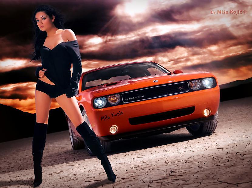 Dodge challenger  tikai 6 gab ... Autors: Bezvārdis Apskats par Latvijā reģistrētajām automašīnām.