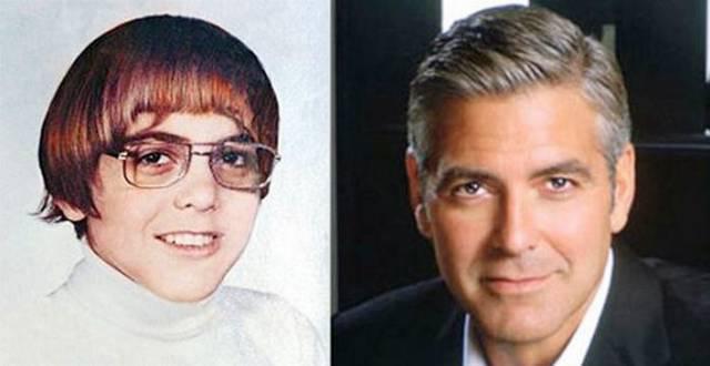 George Clooney Autors: StarGirl83 Slavenības: pirms un tagad