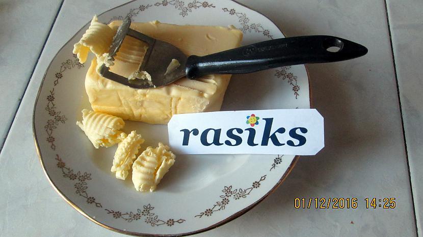 Manās mājās ar scaronamo... Autors: rasiks FS sviesta šķēles rullītis