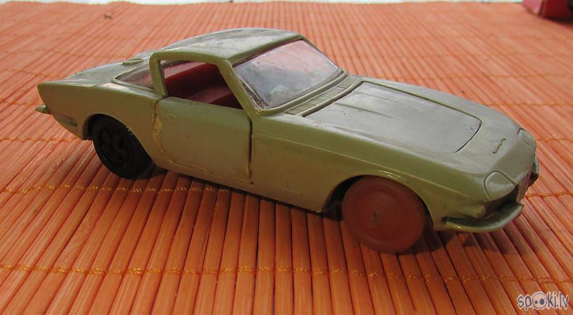 Corvette Rondine Autors: pyrathe Spēļu mašīnītes no manas bērnības