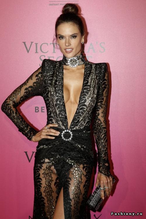 Autors: 100 A Victoria's Secret Fashion Show After Party - 2016