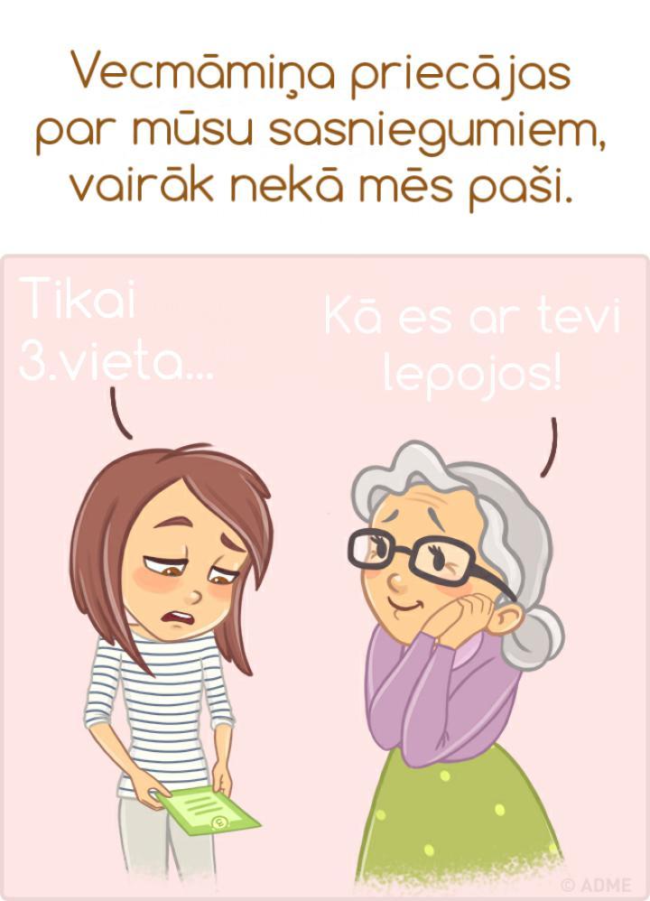 Autors: REDSUS 14 attēli, pēc kuriem tu gribēsi pazvanīt savai vecmāmiņai.