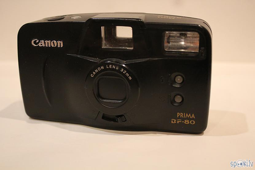 Canon Prima BF  80 1997g... Autors: chechens5 Mani jaunumi 03.12.2016