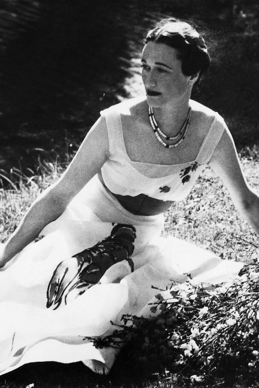Wallis SimpsonViņu drīzāk... Autors: Lestets Modes ikonas no 1930-tajiem