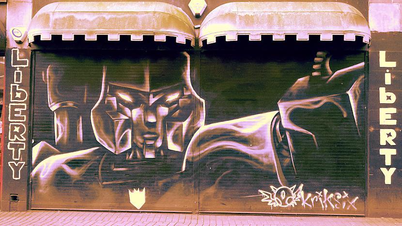 Autors: Strāvonis Graffiti Nr.2