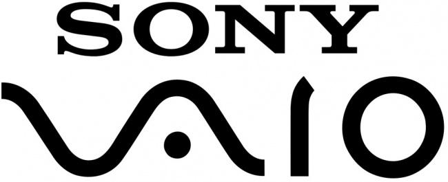 Sony Vaio logo pirmie divi... Autors: Lestets 23 slepenas ziņas firmu emblēmās