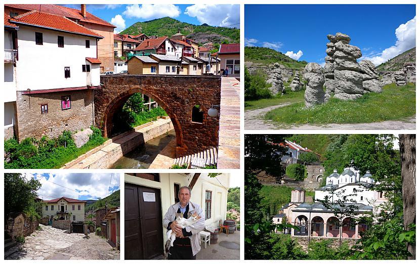 Scaronis brauciens man spilgti... Autors: Pēteris Vēciņš Kratovas Stevče un noslēpumainie Maķedonijas ziemeļaustrumi (Maķedonija: 7.daļa)