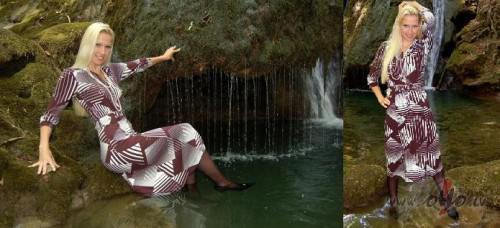 Scaronī peldēscaronanās ir ... Autors: Fosilija Un tuvojas Mairas Wilkiraines peldēšanas sezona