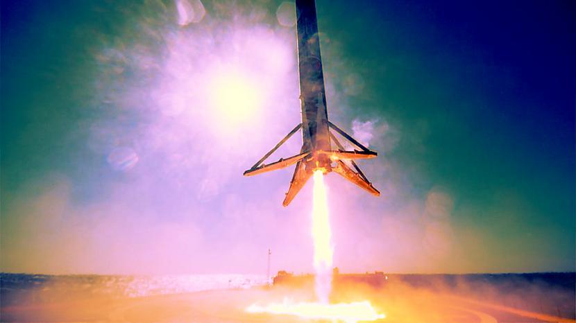 Autors: Strāvonis Vairākkārt izmantojamās raķetes