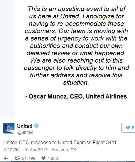 Pirmkārt kas īsti bija... Autors: Latišs Kāpēc United Airlines nav vainīga notikušajā!