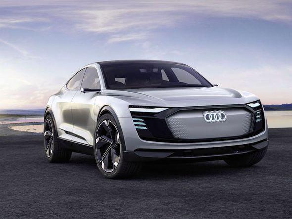Futuristiskais elektromobīlis... Autors: The Next Tech Audi piedāvā elektrisko bezceļņieku - Teslas konkurentu