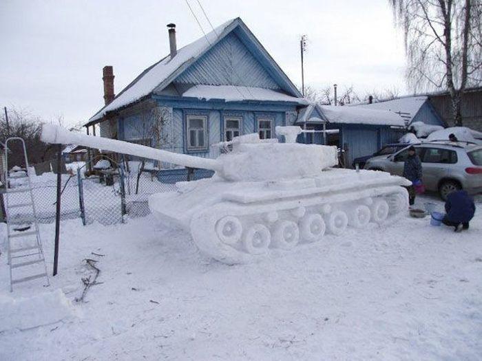 Saucot ciemos savus čomus... Autors: Emchiks Iespējams tikai Krievijā 7