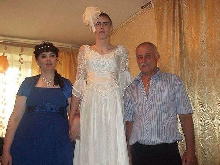 Līgava ar līgavu aprecējās Autors: Emchiks Iespējams tikai Krievijā 7