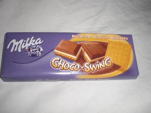 Atkal Milkasnbsp... Autors: interesantilv Saldumi, kurus nav iespējams iegādāties Latvijas veikalos 2.