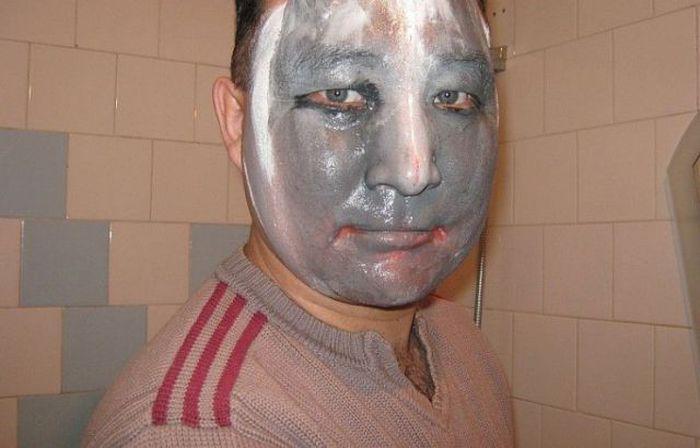 Aizņēmos no draudzenes sejas... Autors: Emchiks Iespējams tikai Krievijā 12