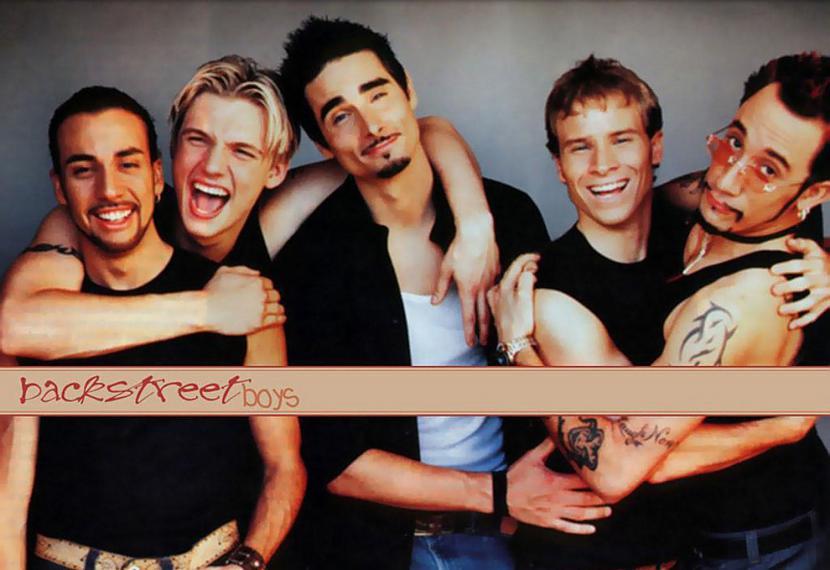 Backstreet Boys  I Want It... Autors: Gufija Vēsturiskas, bet labas dziesmas 19.