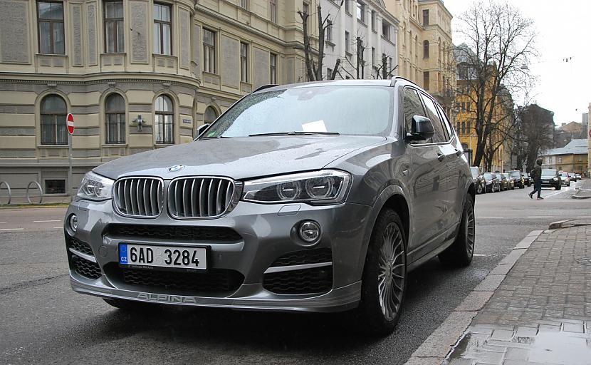 BMW Alpina XD3 Biturbo Autors: LGPZLV Dārgas mašīnas uz Latvijas ceļiem. 2017 #3