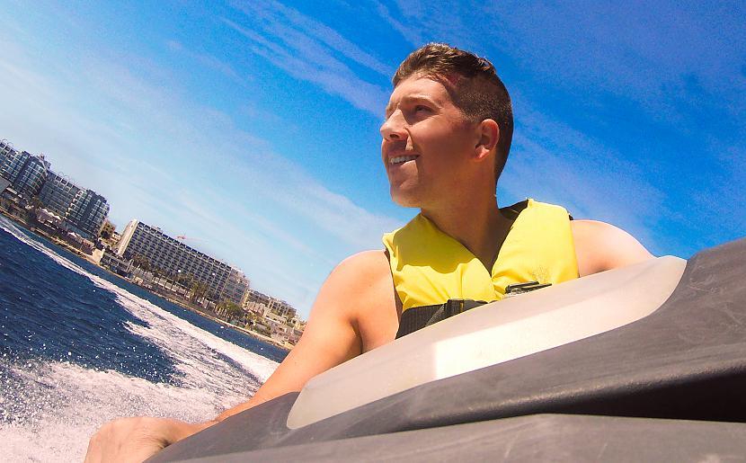Malta ir fantastiska vieta lai... Autors: The Travel Snap Ūdens prieki Maltas krastos!