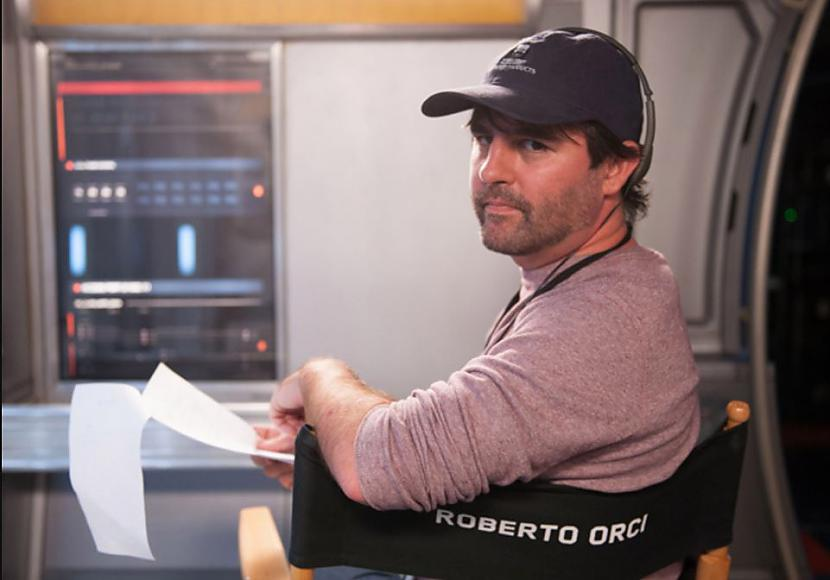 Roberto OrkiViņscaron ir... Autors: Lestets Holivudas producenti un viņu NLO apsēstība