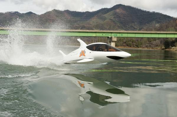Seabreacher XSeabreacher X... Autors: Bauskas Motormuzejs Neparasti ūdens pārvietošanās līdzekļi (2. daļa)