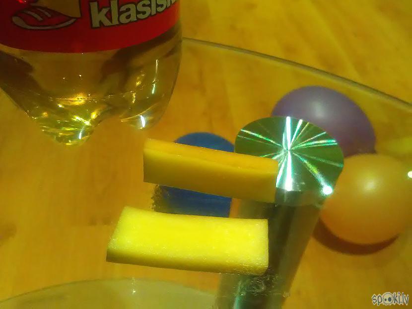 Limpo kartupelis arī... Autors: Tokiari  Cola pret Limpo un ūdeni. Kurš uzvar?