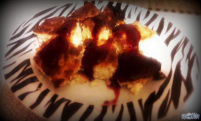 Daži ēd ar ķīseli dažiem... Autors: sfinksa Biezpiena sacepums