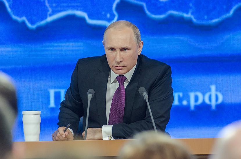 Foto PixabayPutins ir... Autors: Lestets Piecas sazvērestību teorijas par Putinu
