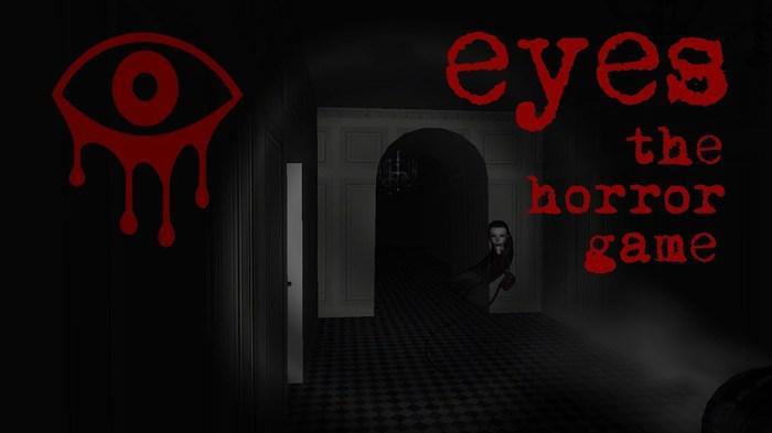 "Autors: ere222 zxzxhzc Gļuki spēlei ""Eye the horror game""!"