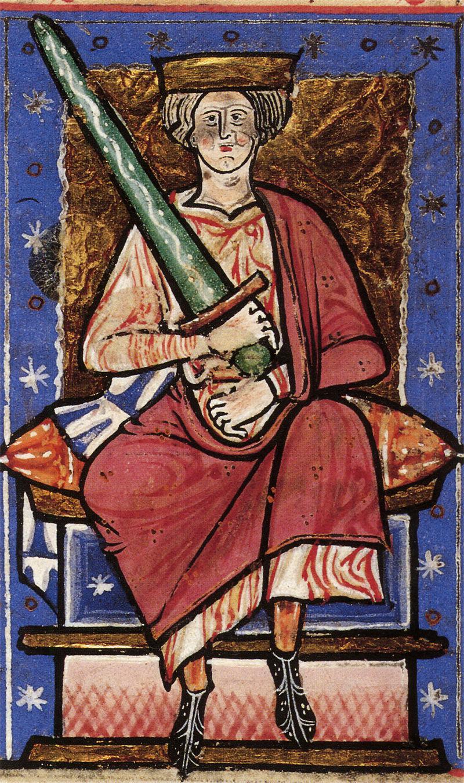 Anglijas Etelreds II ... Autors: Plane Crash central Jocīgākās valdnieku iesaukas