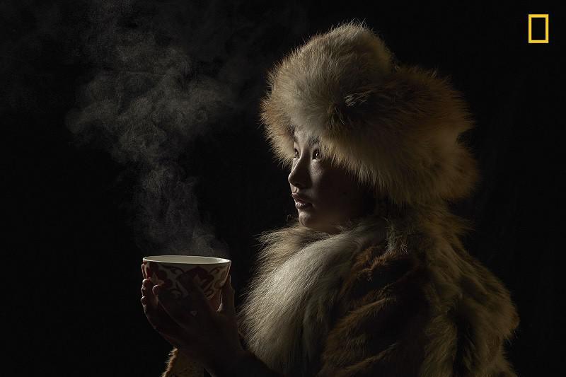 laquoTējas dzerscaronanas... Autors: matilde 10 labākās «National Geographic» fotogrāfijas 2018. gadā