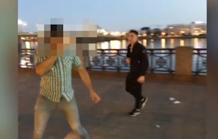 Foto Valsts policija Autors: EV1TA Policija lūdz atpazīt uzbrucēju