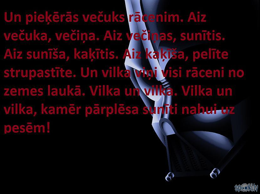Autors: ChupaCabrass Spokijoko