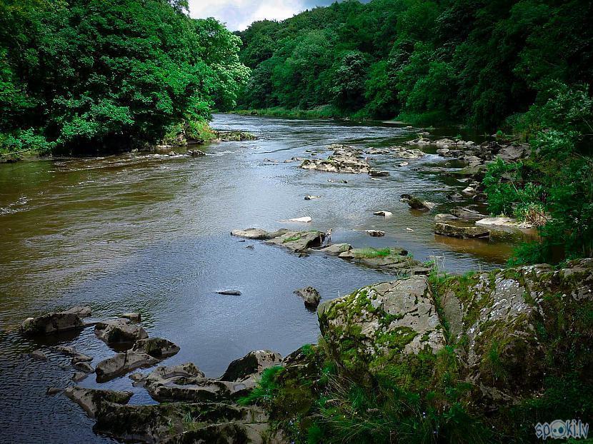 Lai tiktu lejā iespējams... Autors: xDrive_Unlimited UK - River Ribble - Lancashire