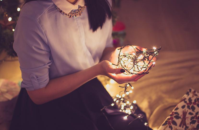 Sniegbaltīte... Autors: Pīters Kvils Nerātnie Ziemassvētku pantiņi