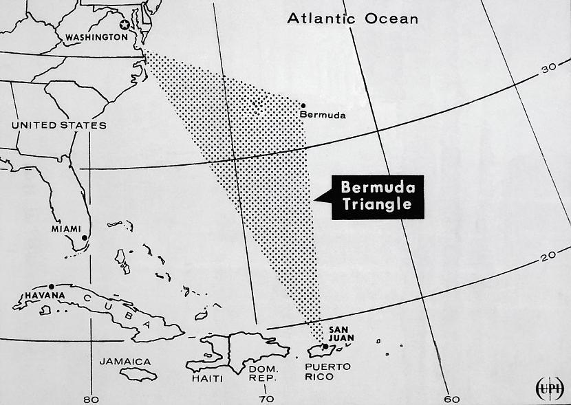 USS Cyclops pazuda uz visiem... Autors: Testu vecis Bermudu trijstūra mistērija: Kas notika ar ASV ogļu transportkuģi USS Cyclops?