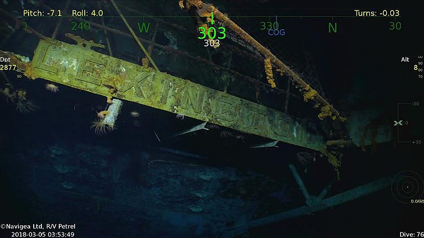 Vairāk kā 100 gadus vēlāk mēs... Autors: Testu vecis Bermudu trijstūra mistērija: Kas notika ar ASV ogļu transportkuģi USS Cyclops?