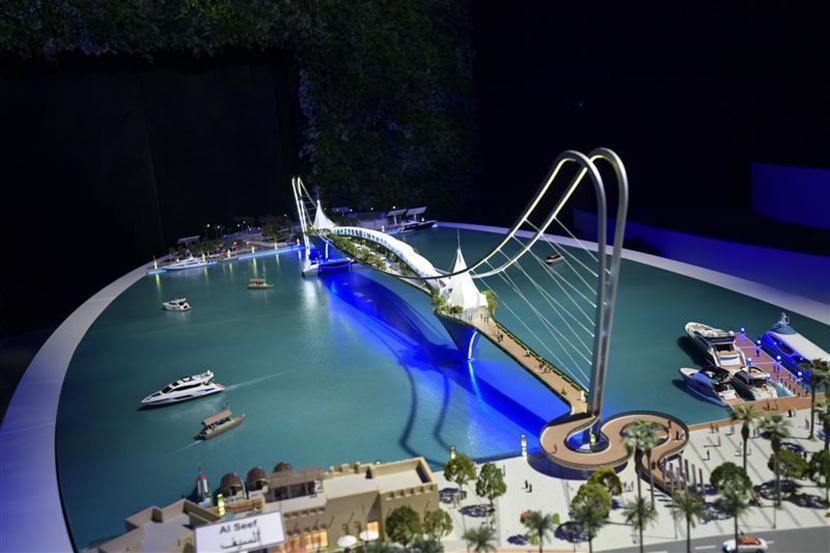 Kādi infrastruktūras projekti... Autors: The Next Tech Skyway 63
