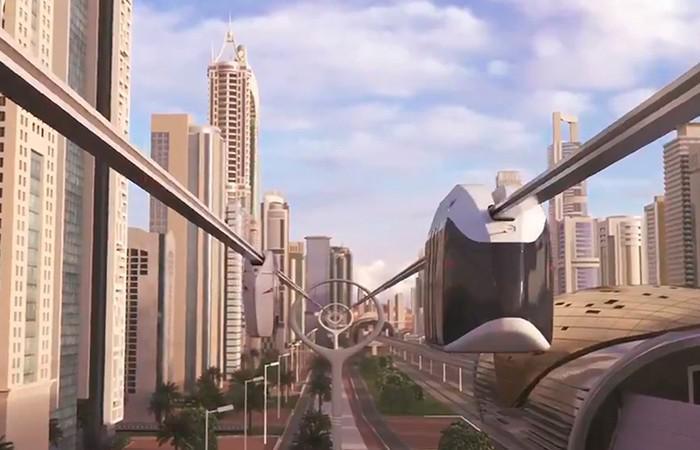 Dubaija paziņo par 15... Autors: The Next Tech Skyway 63