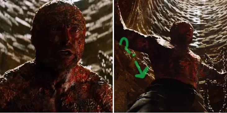 Kad Logans pasargā Jascaronidu... Autors: matilde 13 populāru filmu kļūdas, kuras iepriekš neviens nebija pamanījis