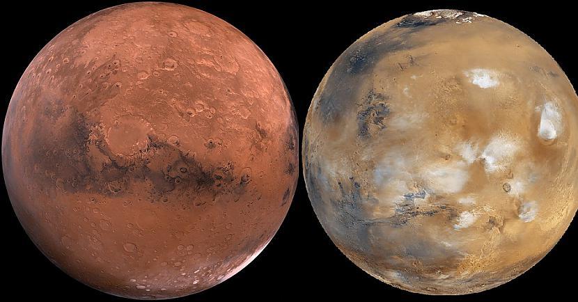 Kāpēc gan miljons gadu... Autors: Lestets Marss un CIP: ko viņi gribēja ieraudzīt miljons gadu pr. Kr. uz tā?
