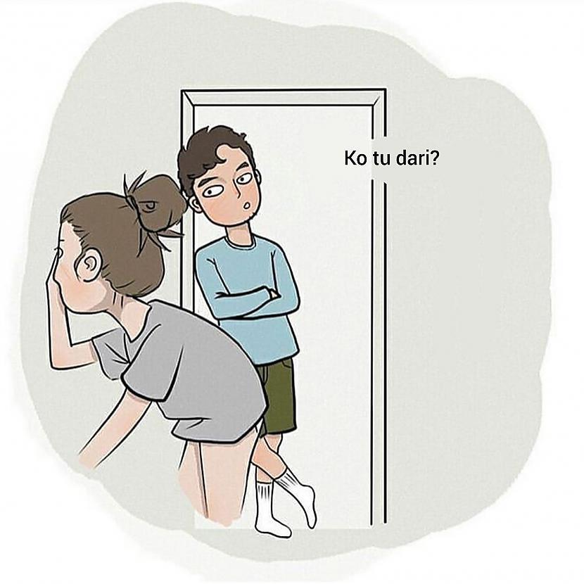 Autors: Jaunāspocīte Komikss, kuru sapratīs tikai meitenes #meiteņuproblēmas