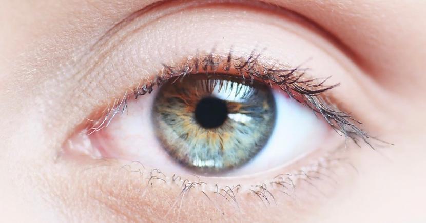 Turēt acis tīrībā nozīmē... Autors: janka357 Acis - dvēseles spogulis