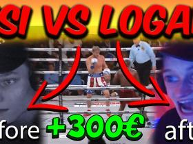 KSI vs Logan Paul fight reaction LIVE (Winning 300EUR)
