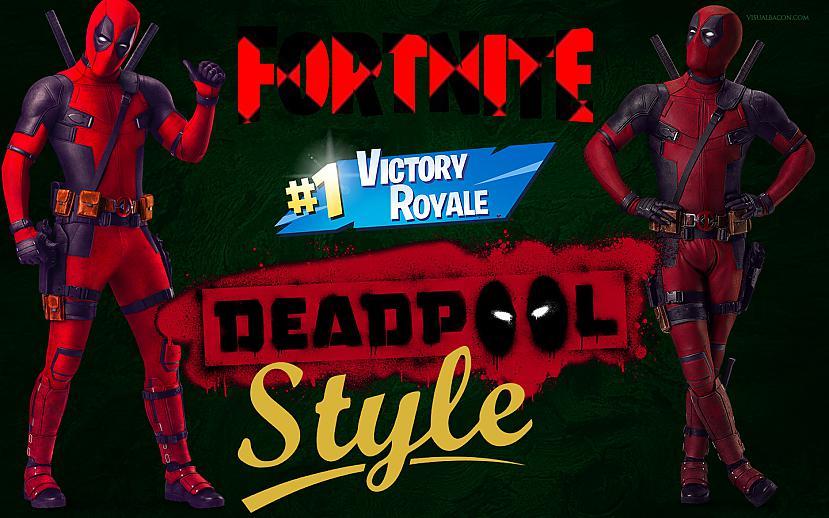 Autors: FoolishGameTV Fortnite Season 2 Epizode 2 Victory Royale in Deadpool Style