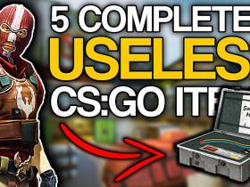 Top 5 Most Useless CS:GO Skins