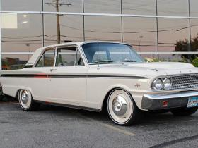 1963 Ford Fairlane 850 HP 429 Jon Kaase Boss 9 ​Tapšana