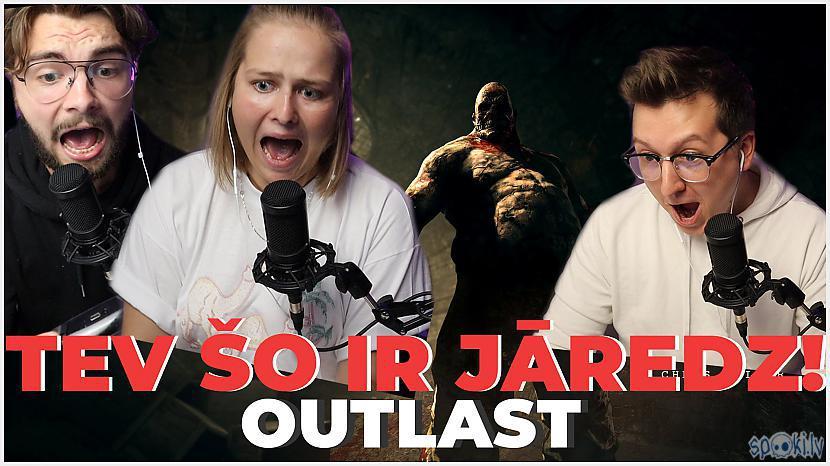 Autors: BizBony Paspēlējām Outlast DLC. it would be fun they said...