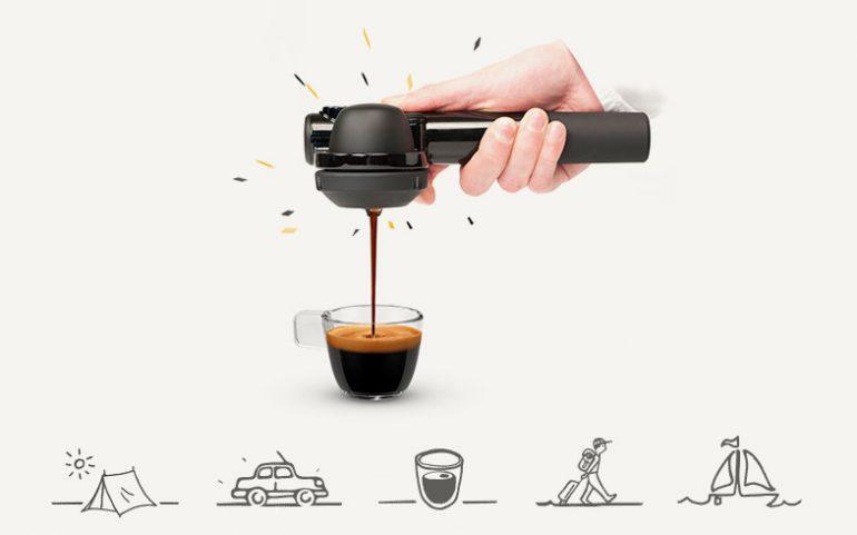 Aeropress burvība ndash lielā... Autors: EV1TA Kafija līdzņemšanai no jūsu pārnēsājamā kafijas aparāta – kādu izvēlēties?