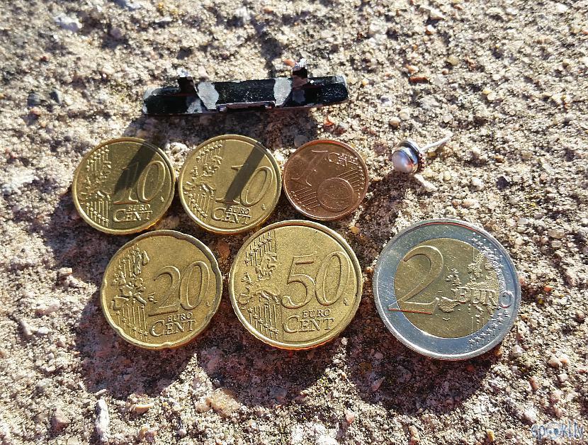 Pastaiga ap 15 h Autors: pyrathe Ar metāla detektoru pa pludmali 2020 (augusts)